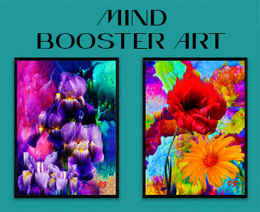 Improving Patient Flow and Growing Health Care Capability with Mind Booster Art